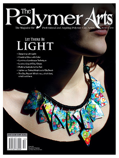 The Polymer Arts - Summer 2014